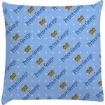 Prince Decorative Pillow Case (Personalized)