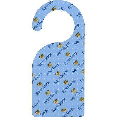 Prince Door Hanger (Personalized)