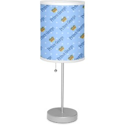 """Prince 7"""" Drum Lamp with Shade (Personalized)"""