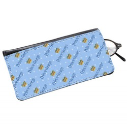 Prince Genuine Leather Eyeglass Case (Personalized)