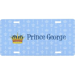 Prince Front License Plate (Personalized)