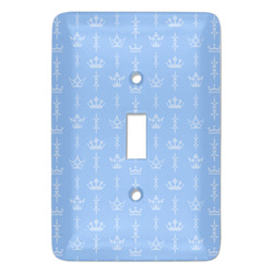 Prince Light Switch Covers - Multiple Toggle Options Available (Personalized)