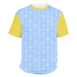 Prince Men's Crew T-Shirt (Personalized)