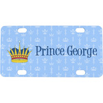 Prince Mini / Bicycle License Plate (Personalized)