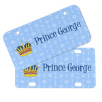 Prince Mini/Bicycle License Plates (Personalized)