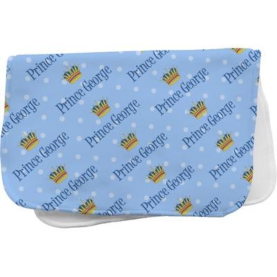 Prince Burp Cloth (Personalized)