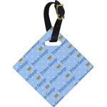 Prince Diamond Luggage Tag (Personalized)