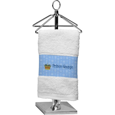 Prince Personalized Finger Tip Towel