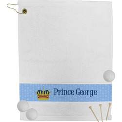 Prince Golf Towel (Personalized)
