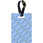 Prince Rectangular Luggage Tag (Personalized)