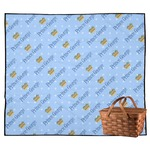 Prince Outdoor Picnic Blanket (Personalized)