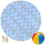 Prince Round Beach Towel (Personalized)