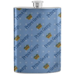 Prince Stainless Steel Flask (Personalized)
