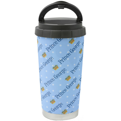 Prince Stainless Steel Coffee Tumbler (Personalized)