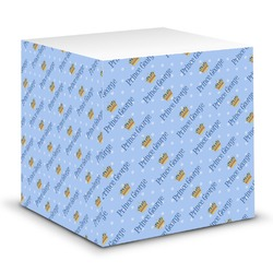 Prince Sticky Note Cube (Personalized)