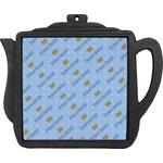 Prince Teapot Trivet (Personalized)