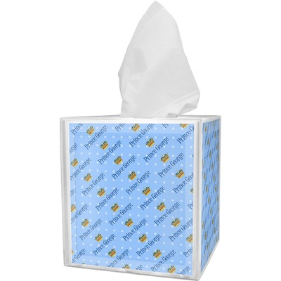 Prince Tissue Box Cover (Personalized)