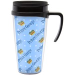 Prince Travel Mug with Handle (Personalized)