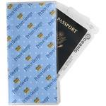 Prince Travel Document Holder