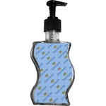Prince Wave Bottle Soap / Lotion Dispenser (Personalized)
