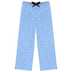 Prince Womens Pajama Pants (Personalized)