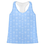 Prince Womens Racerback Tank Top (Personalized)