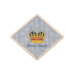 Prince Genuine Wood Sticker (Personalized)