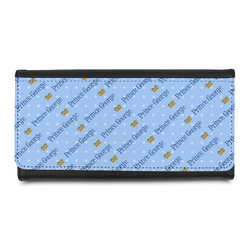 Prince Leatherette Ladies Wallet (Personalized)