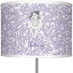 "Ballerina 13"" Drum Lamp Shade (Personalized)"