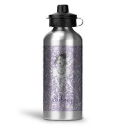 Ballerina Water Bottle - Aluminum - 20 oz (Personalized)
