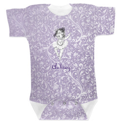 Ballerina Baby Bodysuit (Personalized)