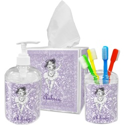 Ballerina Bathroom Accessories Set (Personalized)