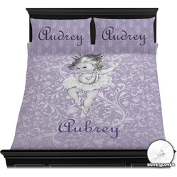 Ballerina Duvet Cover Set (Personalized)