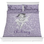 Ballerina Comforter Set (Personalized)