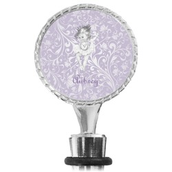 Ballerina Wine Bottle Stopper (Personalized)