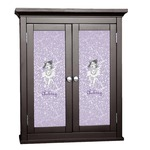 Ballerina Cabinet Decal - Custom Size (Personalized)
