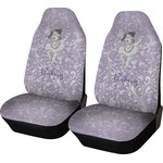 Ballerina Car Seat Covers (Set of Two) (Personalized)