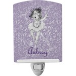 Ballerina Ceramic Night Light (Personalized)