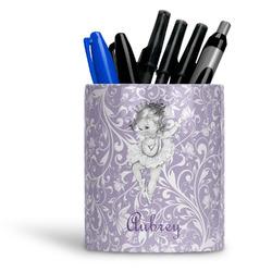 Ballerina Ceramic Pen Holder
