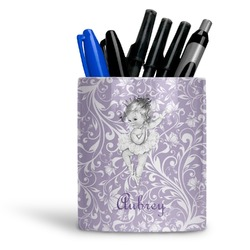 Ballerina Ceramic Pen Holder