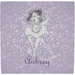 Ballerina Ceramic Tile Hot Pad (Personalized)