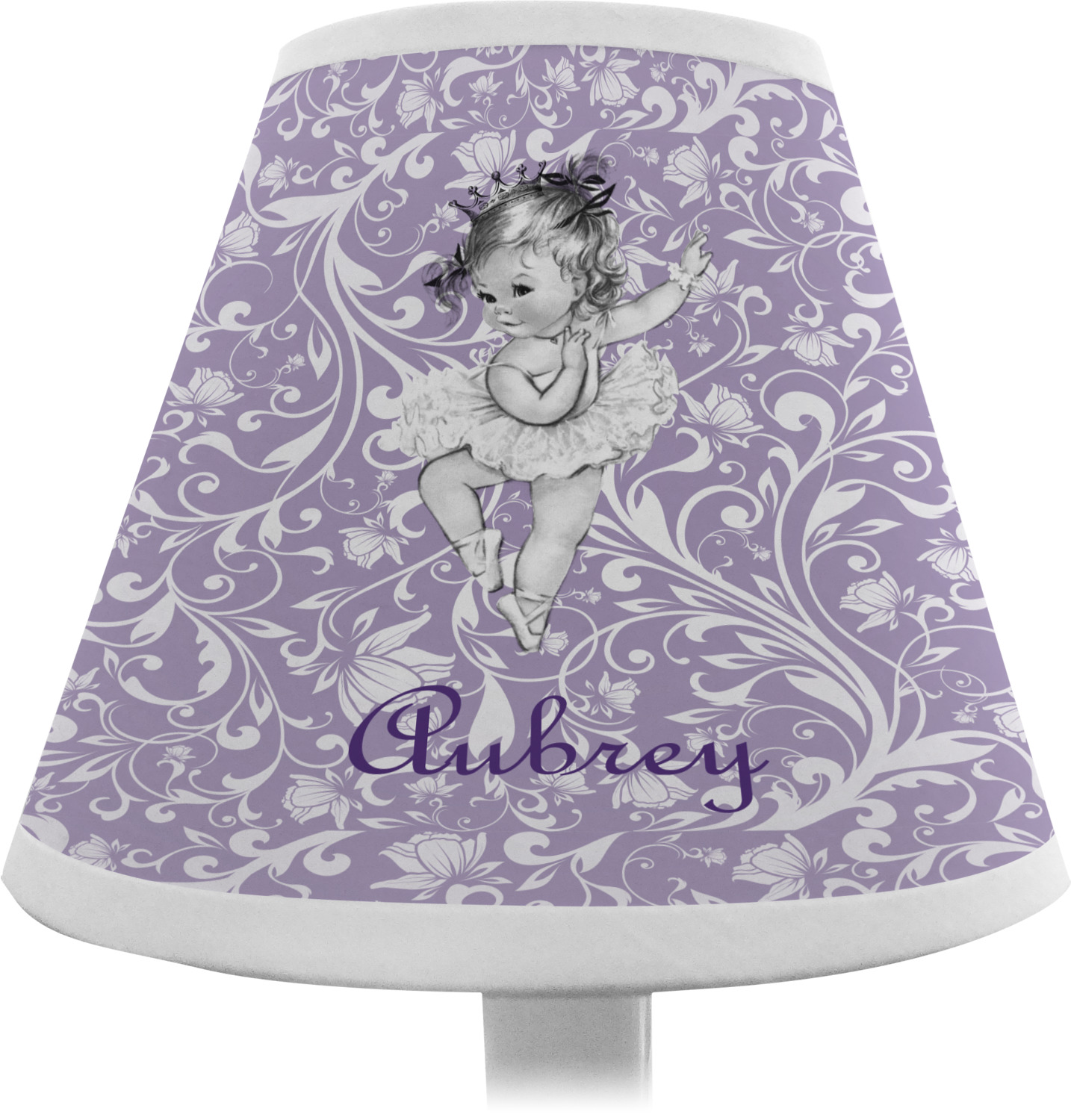 Ballerina Chandelier Lamp Shade Personalized
