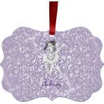 Ballerina Ornament (Personalized)