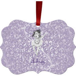 Ballerina Ornament (Personalized)