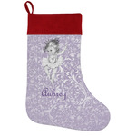 Ballerina Holiday Stocking w/ Name or Text