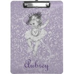 Ballerina Clipboard (Personalized)