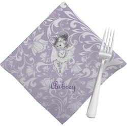Ballerina Cloth Napkins (Set of 4) (Personalized)