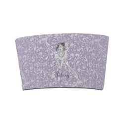 Ballerina Coffee Cup Sleeve (Personalized)