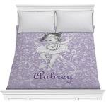 Ballerina Comforter (Personalized)