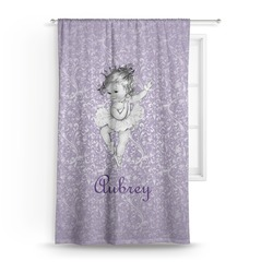 Ballerina Curtain (Personalized)